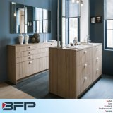 Double Cabinet Luxury Design with Blum Hardware Bathroom Cabinet