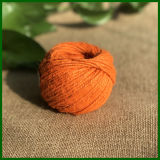Orange Color Jute Yarn for Gardening