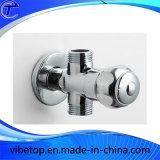 Brass Chromed Plated Sanitary Angle Valve (BT-06)