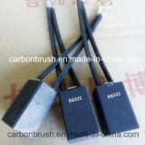 carbon graphite for motor use EG321 carbon brush China Manufacturer