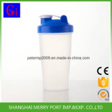 Direct Factory Hot Sale Plastic Shaker 600ml with 9 Colors