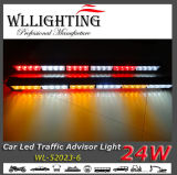 Auto Truck 24 LED Hazard Traffic Advisor Light