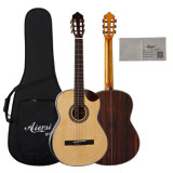 High Grade Cutway Classical Guitar From Aiersi Factory