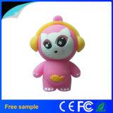 Fashion Promotion Gift Music PVC Cartoon USB Flash Disk