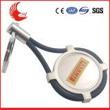Promotional Custom Metal Football Keychain