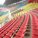 Cheap Plastic Seats for Football Stadium Polypropylene Fixed Stadium Chair Blm-1817