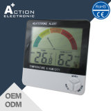 Ce Certified Desktop Thermometer with Comfort Level