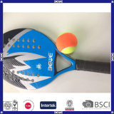 100% Carbon New Design Beach Tennis Racket