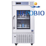 Ce Certificated 120L Upright Style Vaccine Freezer Blood Bank Refrigerator Medical Instrument