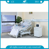 AG-Br001 8-Functions Hill ROM Type Electric ICU Bed