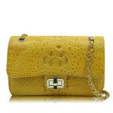 2017 Women Genuine Leather Shoulder Bags Crocodile Fashion Evening Bag