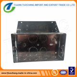Zinc Coating Electric Outle Square Juction Box