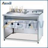 Gh776b Gas Convection Pasta Cooker with Bain Marie