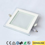 Ce RoHS SAA Square 18W SMD LED Ceiling Panel Light