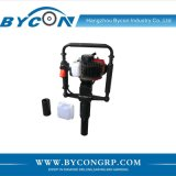 DPD-55 Gasoline/petrol excavator Post Driver pile machine