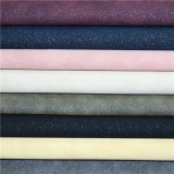 Fashion Frosted PU Synthetic Leather Fabric for Fashion Shoes