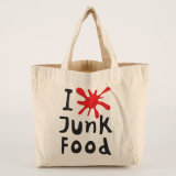 Large Events Promotional Free Gift Natual Cotton Material Handbag