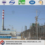 Prefabricated Certificated Multi-Storey Heavy Steel Structure Building