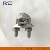 High Strength Aluminum Casting U Bolt Type Dead End Loop Clamp