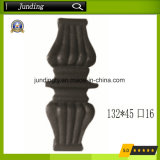 Square Casting Iron/Steel Central Collar Wrought Iron Collar