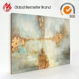 Abstract Painting Gold Foil Landscape Oil Painting (LH-M170725)