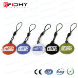 Specialized MIFARE Smart Key Tag for Social Media