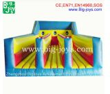3-Lanes Inflatable Bungee Run, Bungee Running (sports-50)