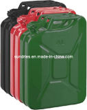 20L Erect Metal Jerry Can, Metal Oil Container