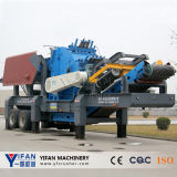 High Performance and Low Price Mobile Impact Crusher