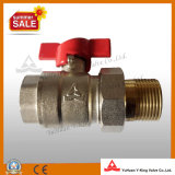 Forging Brass Ball Valve with Union (YD-1004)