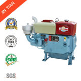 Square Water Tank Single Cylinder Diesel Engine (ZS195)