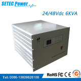 off-Grid DC to AC 4200W Pure Sine Wave Inverter (SET48/110-6KLC)