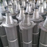 3 Lugs Dust Cartridge Filter