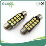 Canbus LED 39/42mm 10SMD2835 Automotive LED Lights