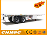 New Design Semi Flatbed Trailer Hot Sales