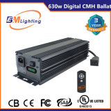 Dimmable 630W Electronic Square Wave Ballast for Hydroponic Gardening
