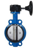Pneumatic Actuator Control Butterfly Valve in Wafer Type (D671X-150LB)