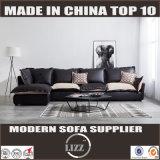 Popular Modern L Shape Leather Sofa (Lz710)