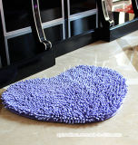 Customized Size&Color Microfiber Chenille Rug with High Quality