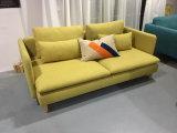 Hot Sale Cozy Soft Fabric Sofa Set for Home (LS-023)