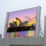 Outdoor Full Color LED Display Screen P20 Real Pixel