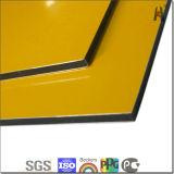 PVDF Aluminium Composite Plastic Panel Acm