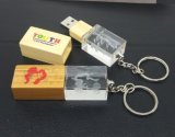 Environmental Protection Wooden USB Flash Drive (ZH-0122)