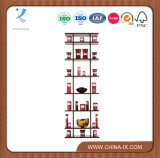 Customized 7 Layers Wooden Tower Display Rack