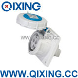 Cee/IEC Industrial Panel Mounted Socket (QX218)