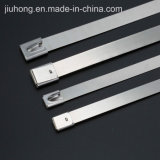 Stainless Steel Plate Lock Cable Management