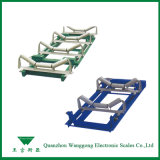 Dynamic in-Motion Belt Weighing Scales