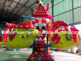 Funny Scarecrow Amusement Park Kidride for Indoor Playground
