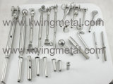 Stainless Steel Rigging Hardware, Rigging Screw, Closed Body Turnbuckle