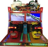 Newest Coin Operated Car Racing Moto Game Machine